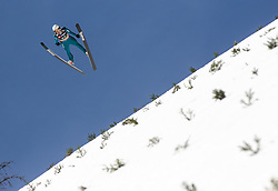 Mackenzie Boyd-Clowes (CAN) during the Qualification round of the Ski Flying Hill Individual Competition at Day 1 of FIS Ski Jumping World Cup Final 2019, on March 21, 2019 in Planica, Slovenia. Photo by Matic Ritonja / Sportida