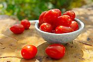 Fresh  plum Tomatoes