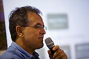 Belo Horizonte_MG, Brasil...Joaquim Martino, diretor-geral da MMX, que falou sobre os projetos em andamento da empresa...Joaquim Martino, He is a director of MMX, who spoke about the some projects of the company...Foto: LEO DRUMOND / NITRO