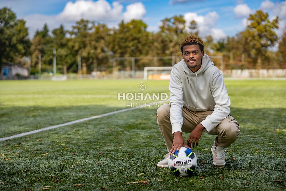 07-09-2020: Voetbal: Segun Owobowale: Voorhout<br /> #