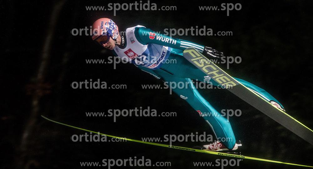 05.01.2014, Paul Ausserleitner Schanze, Bischofshofen, AUT, FIS Ski Sprung Weltcup, 62. Vierschanzentournee, Qualifikation, im Bild Michael Neumayer (GER) // Michael Neumayer (GER) during qualification Jump of 62nd Four Hills Tournament of FIS Ski Jumping World Cup at the Paul Ausserleitner Schanze, Bischofshofen, Austria on 2014/01/05. EXPA Pictures © 2014, PhotoCredit: EXPA/ JFK