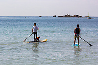Chojagasaki Paddle Boarding - Stand up paddleboarding, or SUP is a water sport with modern roots from surfing and Hawaii. Standup paddleboarding can be traced back thousands of years and across many continents, but its current form and current popularity originated in Hawaii. However, earlier forms of SUP have been found as early as 3000 BC spanning Peru, Italy and China.