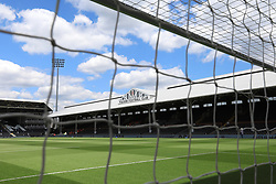 May 12, 2019 - Fulham, England, United Kingdom - General View of Craven Cottage   during the Premier League match between Fulham and Newcastle United at Craven Cottage, London on Sunday 12th May 2019. (Credit Image: © Mi News/NurPhoto via ZUMA Press)