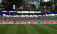 Fotball, 05. April , Adeccoligaen , Bryne Stadion , Bryne - Sarpsborg , stille før stormen