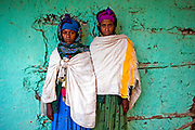 Young girls being are being abducted from their communities but communities are fighting back. Tedule Segut, 16, (left) and Heseret Hurade, 15 are from Iluitaya, Ethiopia. These two girls were abducted on different days and fortunately for them, quick-thinking villagers rescued both girls before they were assaulted. Community leaders are trying to raise awareness to help stop this from happening.