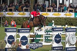 Da Rios Daniele Augusto, (ITA), For Passion <br /> Furusiyya FEI Nations Cup of Belgium<br /> Longines Spring Classic of Flanders - Lummen 2015<br /> © Hippo Foto - Leanjo de Koster<br /> 01/05/15