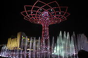 Milan, Lombardia/Italy. -10/30/2015- Expo 2015 the universal exposition hosted by Milan