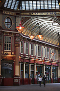 In the heart of London, Leadenhall has cobbled walkways and glass roof to make it an attractive place to shop, eat and drink or simply to relax...The market is located to the south of Leadenhall Street between Gracechurch Street and Lime Street. The nearest underground stations are Bank and Monument