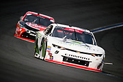 September 28-30, 2018. Charlotte Motorspeedway, Xfinity Series, Drive for the Cure 200: Tyler Reddick, JR Motorsports, Chevrolet