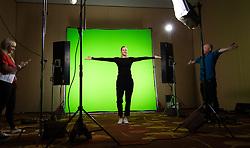 October 20, 2018 - Kallang, SINGAPORE - Karolina Pliskova of the Czech Republic during the All Access Hour of the 2018 WTA Finals tennis tournament (Credit Image: © AFP7 via ZUMA Wire)