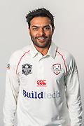 Roneel Hira Plunket Shield 2015/16 cricket headshots, Hagley Oval, Christchurch. 2 October 2015 Photo: Joseph Johnson/www.photosport.co.nz
