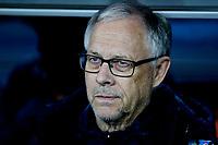 Fotball , 8 . oktober 2017 ,  VM-kvalik<br /> Norge - Nord-Irland<br /> World Cup - Qualification:: group C<br /> Norway - Northern Ireland<br /> trener Lars Lagerback , Norge<br /> Lars lagerbäck