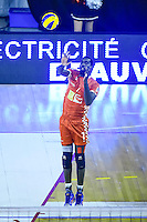 Gary GENDREY  - 19.12.2014 - Beauvais / Saint Nazaire - 12e journee de Ligue A<br />