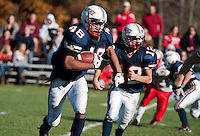 Plymouth Bobcats versus Laconia Sachems November 5, 2011.