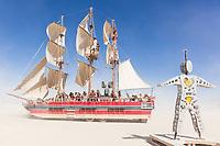 Monaco Sail Boat / Mutant Vehicle