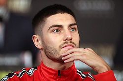 Josh Kelly during the undercard press conference at Madison Square Garden, New York.