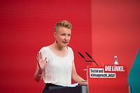 DEU, Deutschland, Germany, Berlin, 19.06.2021: Bundesparteitag der Partei DIE LINKE in den Reinbeckhallen. Antje Behler, Mitglied im Bundesvorstand von DIE LINKE.