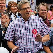 NLD/Amsterdam/20120804 - Canalparade tijdens de Gaypride 2012, Henk Krol