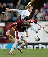 Burnley v Colchester United 090208