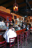 Few places capture the essence of New Orleans like the Napoleon House: A 200 year old landmark that's as casual and unique as its French Quarter surroundings.<br /> The building's first occupant, Nicholas Girod, was mayor of New Orleans from 1812 to 1815.  He offered his residence to Napoleon in 1821 as a refuge during his exile.  Napoleon never made it, but the name stuck, and since then, the Napoleon House has become one of the most famous bars in America, a haunt for artists and writers throughout most of  the 20th century. It's a place that suspends you in time, where you can hear Beethoven and the music of other classical masters, while sipping a drink, and basking in an ambiance that could only be New Orleans.