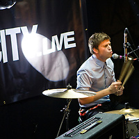 Baddies perform live at the In The City festival, Bar 38, Manchester, UK, 2008-10-05