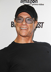 "Amazon Prime Video ""Jean-Claude Van Johnson"" Premiere at The Egyptian Theatre in Hollywood, California on 10/9/17. 09 Oct 2017 Pictured: Jean-Claude Van Damme. Photo credit: River / MEGA TheMegaAgency.com +1 888 505 6342"