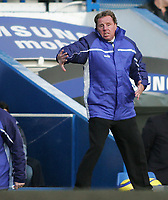 Photo: Lee Earle.<br /> Chelsea v Portsmouth. The Barclays Premiership. 25/02/2006. Pompey manager Harry Redknapp.