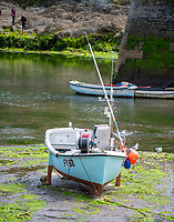 Mevagissey Harbour<br /> The second largest fishing port in Cornwall photo by brian jordan
