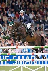 Dreher Hans Dieter (GER) - Magnus Romeo<br /> <br /> World Equestrian Festival, CHIO Aachen 2011<br /> © Dirk Caremans