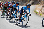 Nairo Quintana (COL - Movistar) during the UCI World Tour, Tour of Spain (Vuelta) 2018, Stage 6, Huercal Overa - San Javier Mar Menor 155,7 km in Spain, on August 30th, 2018 - Photo Luis Angel Gomez / BettiniPhoto / ProSportsImages / DPPI