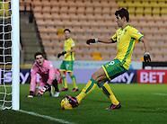 Norwich City U23 v Milton Keynes Dons 081116