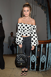 KARA ROSE MARSHALL at the Tatler Little Black Book Party held at Home House Private Member's Club, Portman Square, London supported by CARAT on 6th November 2014.