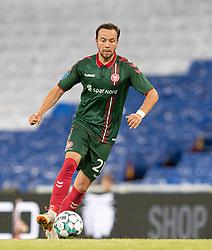 Patrick Olsen (AaB) under kampen i 3F Superligaen mellem FC København og AaB den 17. juni 2020 i Telia Parken, København (Foto: Claus Birch).