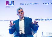 Sadiq Khan State of London Debate 27th June 2019