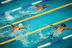 Tomas Rok of Gorenjska Banka Radovljica competes in 100m Butterfly during Slovenian Swimming National Championship 2014, on August 3, 2014 in Ravne na Koroskem, Slovenia. Photo by Vid Ponikvar / Sportida.com