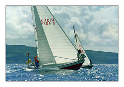 Historic Scottish Series Images<br /> <br /> Fiona V, Bill MacKay, 1976<br /> <br /> Picture Copyright  PFM Pictures