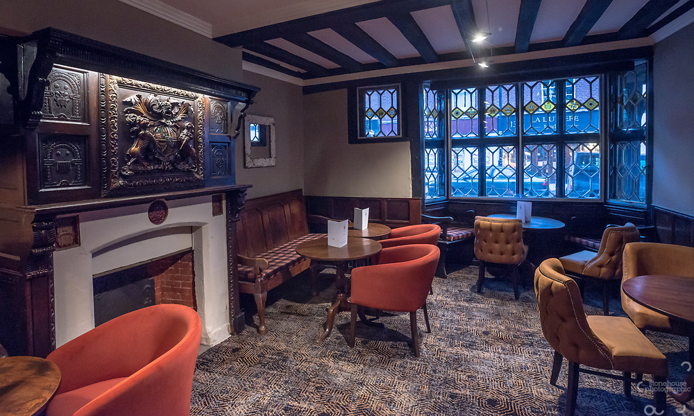 Official opening of The Feathers Hotel by the Mayor and Mayoress, Ludlow,17/10//2019