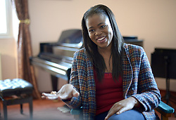 January 29, 2014 - Wien, Wien, –sterreich - Interview with the southafrican soprano singer Pretty Yende in Vienna on 29 January 2014. (Credit Image: © Roland Schlager/APA Picturedesk via ZUMA Press)