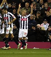 Photo: Mark Stephenson/Sportsbeat Images.<br /> West Bromwich Albion v Scunthorpe United. Coca Cola Championship. 29/12/2007.Kevin Phillips celebrates his 2ed goal