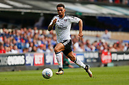 Fulham defender Ryan Fredericks (2) sprints forward during the EFL Sky Bet Championship match between Ipswich Town and Fulham at Portman Road, Ipswich, England on 26 August 2017. Photo by Phil Chaplin.
