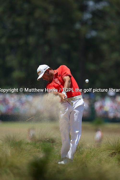 Alex CEJKA (GER) during third round US Open Championship 2014,Pinehurst No 2,Pinehurst,North Carolina,USA.
