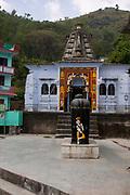 Buddhist Stupa at Manali, Himachal Pradesh, India