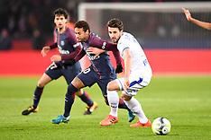 Paris SG vs Troyes - 29 Nov 2017
