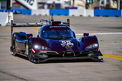 March 14, 2019 - Sebring, Etats Unis - 55 MAZDA TEAM JOEST (USA) MAZDA DPI MAZDA JONATHAN BOMARITO (USA) HARRY TINCKNELL (GBR) OLIVIER PLA  (Credit Image: © Panoramic via ZUMA Press)