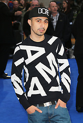 © Licensed to London News Pictures. 12/05/2014, UK. Adam Deacon, X-Men: Days Of Future Past - UK Film Premiere, Odeon Leicester Square, London UK, 12 May 2014. Photo credit : Richard Goldschmidt/Piqtured/LNP