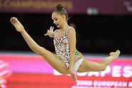 European Rythmic Gymnastics 190517