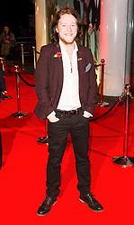 © London News Pictures. 07/11/2013. London, UK. Karl Falconer attending Virgin Media Shorts, BFI IMAX. Photo Credit: Raimondas Kazenas/LNP
