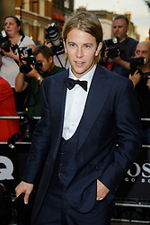 GQ Men of the Year Awards 2013. <br /> Tom Odell during the GQ Men of the Year Awards, the Royal Opera House, London, United Kingdom. Tuesday, 3rd September 2013. Picture by Chris  Joseph / i-Images