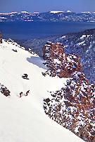 High Traverse at Alpine Meadows