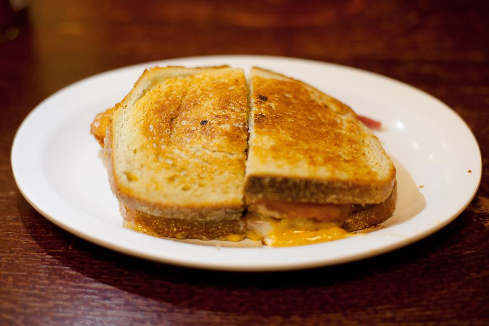 The Jake! at Eisenberg's Sandwich Shop ($15.46) - Lunch w/ Jim & Jason